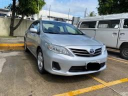 Toyota Corolla Gli Upper 2013 1.8 automático