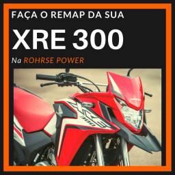 Remapeamento ECU XRE 300