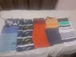 Kit roupas masculinas