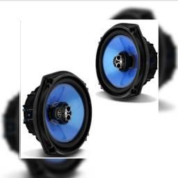 Par alto falantes 6×9 oval
