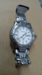 Relógio Bulova Marine Star usado.