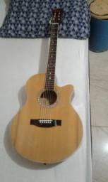 Troco violão acustico