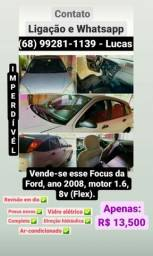 Focus Ford 2008 completo