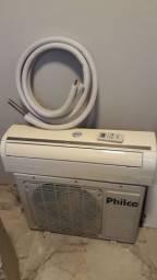 Ar condicionado Split philco quente e frio 12000 btus R$600