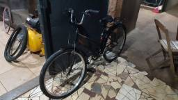 Bicicleta poti caloi preta