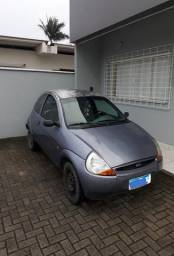 Ford Ka 1998 Motor Refeito