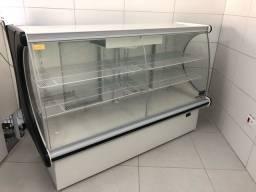Título do anúncio: Balcão Refrigerado para Panificadora ou confeitaria