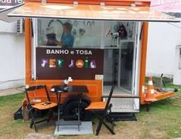 Trailler de Banho e Tosa