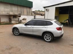 BMW X1 prata 2010/11 - 2011