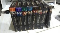 Supernatural box 1- 8 temporada