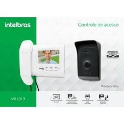 799,00 reais instalado -Vídeo porteiro Intelbras