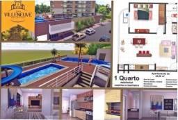 The Villeneuve Apartamento Parcelado ao lado clube Di Roma - Apartamento a Venda...