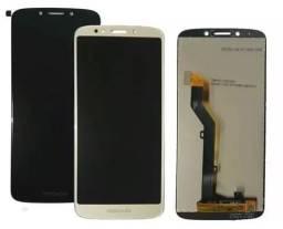 Display Tela LCD Touch Moto G6 Play com Garantia