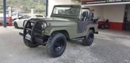 Jeep willys 1961 V6 original