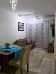 Apartamento padrão c/mobilia