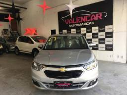 Chevrolet Cobalt Elite 1.8 1º Parcela Para 60 Dias. Parcela de 990,00 - 2017