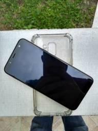 Samsung J6 está com a tela quebrada