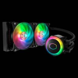 Water Cooler Cooler Master MasterLiquid ML240R, RGB 240mm