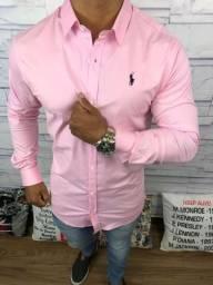 Camisa Social Ralph Lauren