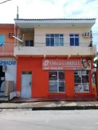 Casa + comercial,2 Pisos, 07 Apart, 392 m² R$ 240 Mil. Terra Nova 1
