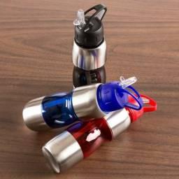 Squeeze Alumínio 600ml (ALF02048) R$ 14,00