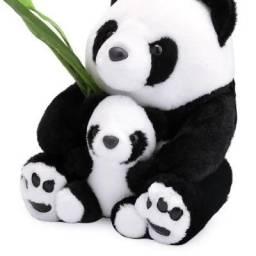 Ursinho Panda de Pelúcia Importado