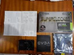 Gtx evga 1050 TI 4gb gddr5, leia a descrição