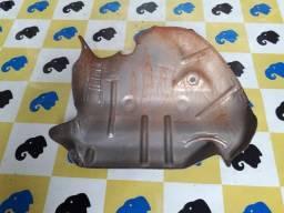Defletor Catalisador Sandero 1.6 16v 2012 13 14