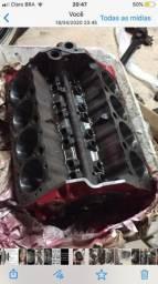 Motor v8 Chevrolet ( retificado ) completo!, usado comprar usado  Itapecerica da Serra