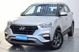 Hyundai creta 2017 1.6 16v flex pulse automatico