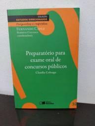 Preparatório para exame oral