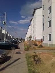 Apartamento para aluguel, 2 quartos, 1 vaga, Parque Residencial do Lago - Santa Bárbara D'