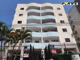 Apartamento com 2 dormitórios para alugar, 62 m² por R$ 1.300/mês - Jardim São José - Brag