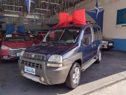 Fiat Doblò  Adventure 1.8 8V (Flex) - Completo