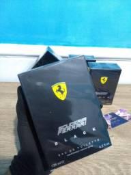Perfume Ferrari Black 125ml Lacrado