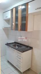 Apartamento com 2 dormitórios para alugar, 50 m² por R$ 900,00/mês - Medeiros - Jundiaí/SP