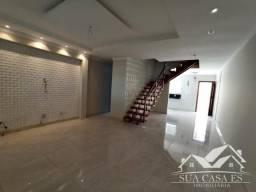 Bela Casa Triplex de 3 Quartos com suíte em Colina de Laranjeiras - Serra ES