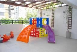 Apartamento à venda com 3 dormitórios em Ponta verde, Maceió cod:319