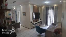 Apartamento com 3 quartos à venda, 78 m² por R$ 420.000 - Jardim Eldorado - São Luís/MA