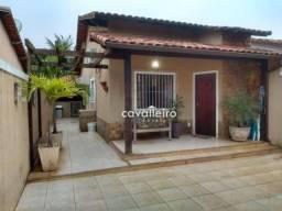 Casa com 3 dormitórios à venda, 69 m² - Jardim Atlântico Central (Itaipuaçu) - Maricá/RJ