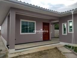 Casa com 3 dormitórios à venda, 183 m²- Caxito - Maricá/RJ