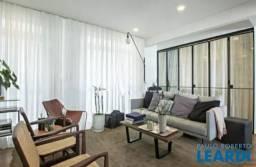 Apartamento à venda com 2 dormitórios em Jardim américa, São paulo cod:551342