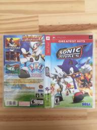 GAME PSP SONIC RIVALS