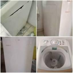 Máquina de lavar electrolux LTE08