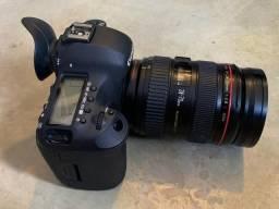 Camera lentes e imac /pacote