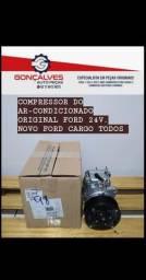 Compressor do ar-condicionado original ford