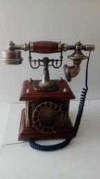 Réplica de telefone retrô (vintage)