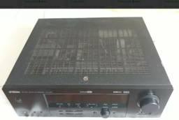 Yamanha Receiver Rx V457 6.1 510 watts c controle remoto
