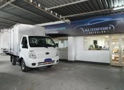Bongo 2012 Baú K-2500 !!! Vistoriado 2020 !!! Todas as revisões feitas pela Autofort - 2012