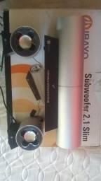 Subwoofer 2.1 Slim
